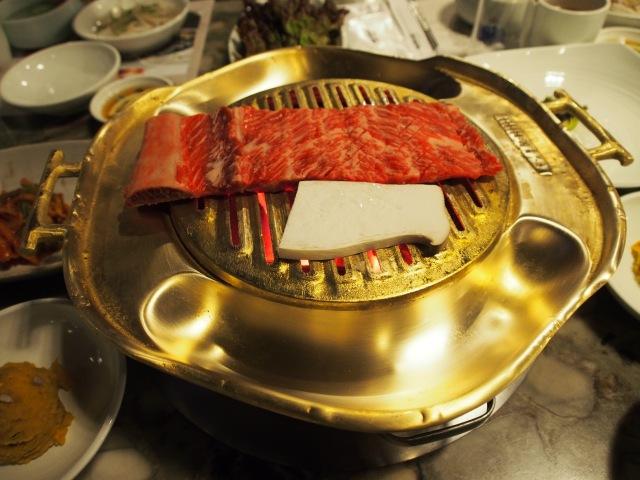 炭爐韓燒牛肉,這一家最美味聞名。